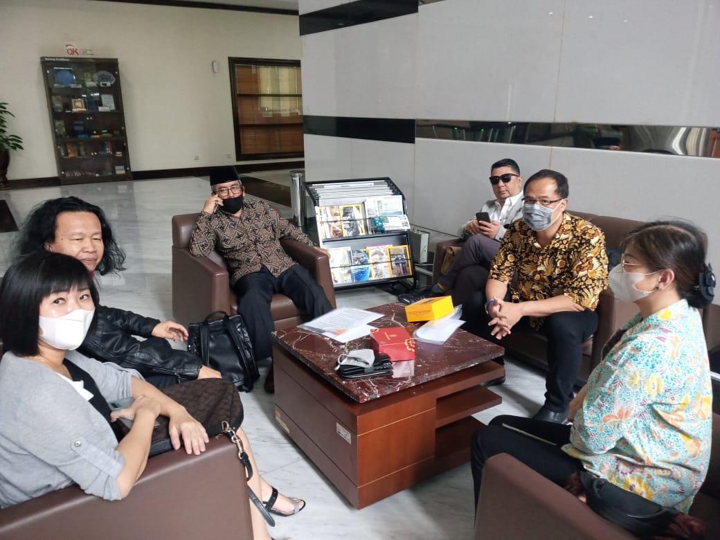 PT NAM dan PT PAC Gagal Bayar Kepada Nasabah, Tim Advokasi Benteng Jokowi Perjuangkan Dana Nasabah