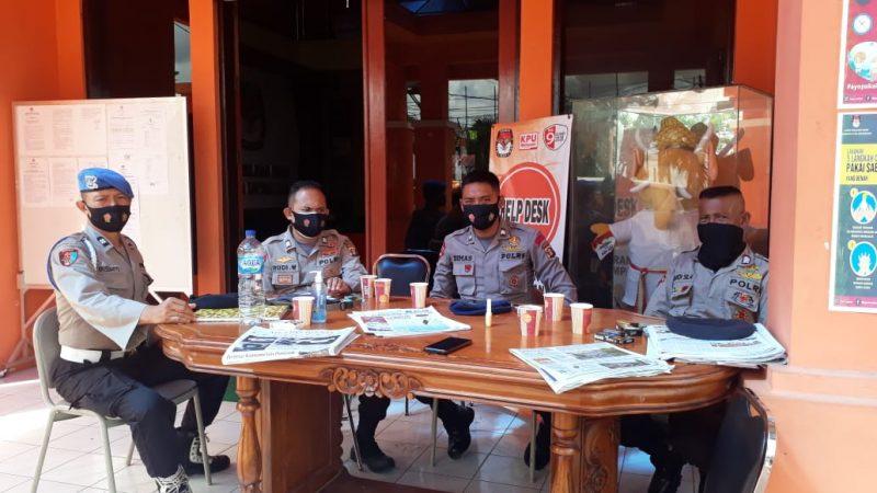 Tingkatkan Ekstra Pengamanan Cegah Kamtibmas, Polres Kukar Bekerja Ekstra