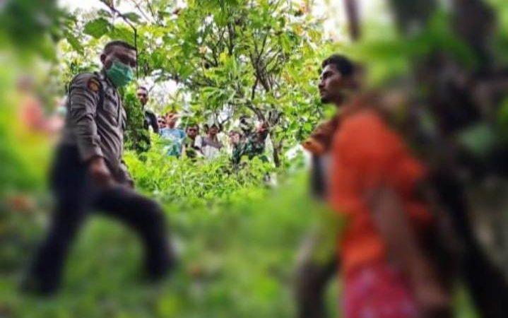 Pulang Dari Jakarta, Beru Ginting Akhiri Hidupnya Dipohon Jambu