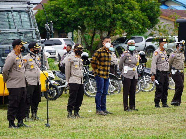 Polres Siak Lakukan Hal Ini Dalam Rangka Pam Pilkada 2020