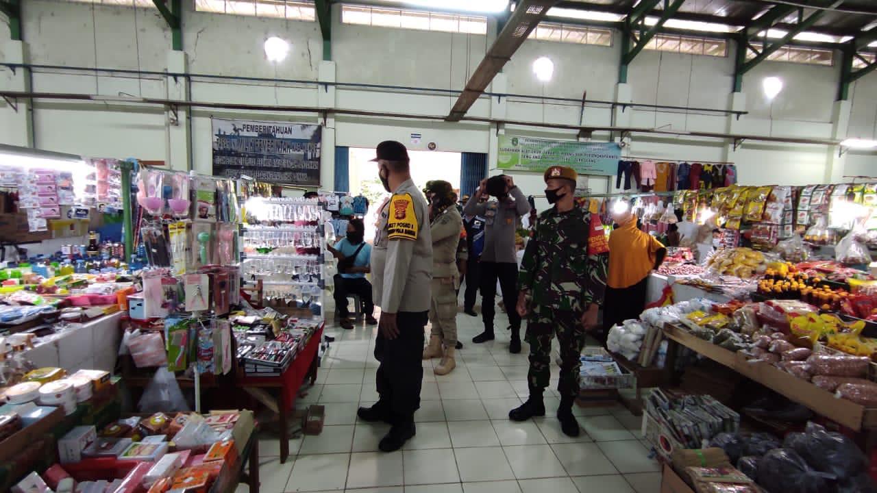 Polres Kutai Kartanegara (Kukar) Terus Melaksanakan Operasi Yustisi Dalam Upaya Pencegahan Penularan Covid-19