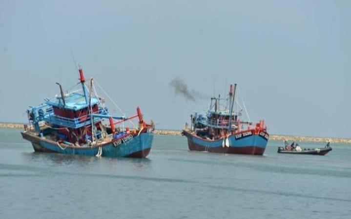Luhut Jabat Menteri KKP Ad Interim, Aktivis Nelayan Tradisional Minta Penegakan Hukum Terhadap Pukat Trawl, Tidak Ada Kompromi