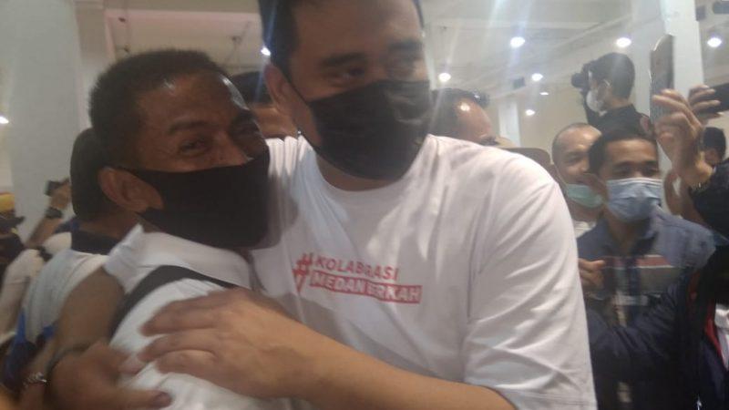 Bobby Aulia Menang, Re-Born Ucapkan Terimakasih ke Pedagang dan Masyarakat