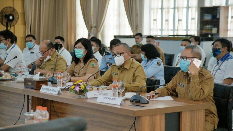 Pemko Medan Siap Dukung Pengamanan Natal & Tahun Baru 2021
