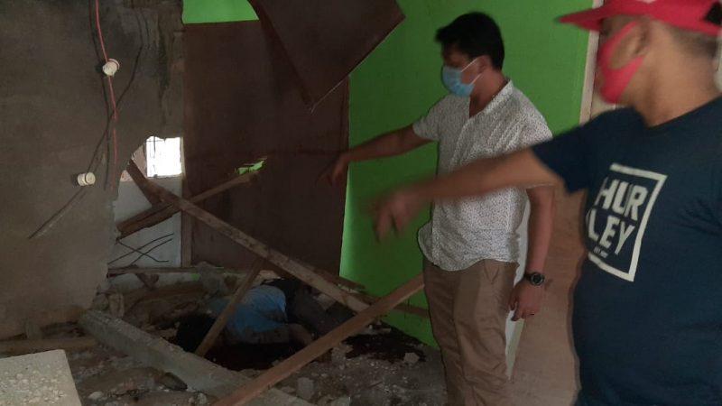Seorang Buruh Bangunan Tewas Akibat Kecelakaan Kerja Di Perawang Barat