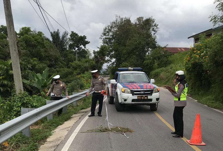 Hendri Sidabalok Tewas Tabrak Lari di Simanindo