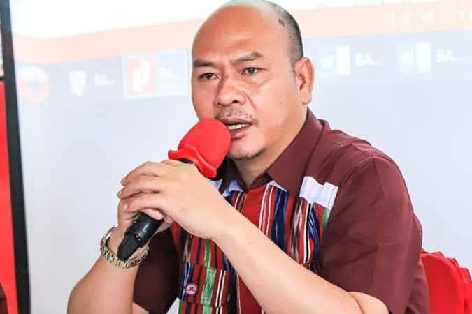 Pimpin Rapat Program Kerja Jangka Pendek, Bupati Taput Arahkan Perangkat Daerah Mampu Bekerja Sinergi