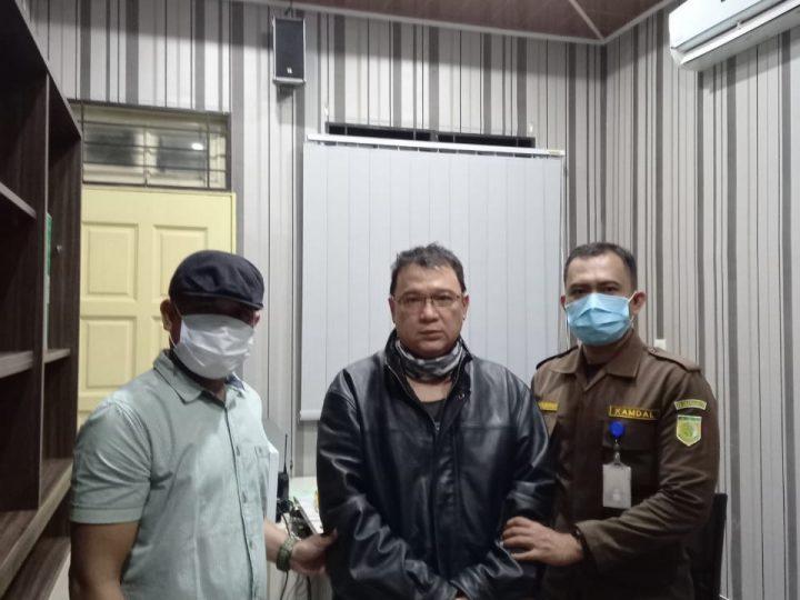 Tim Tabur Intelijen Kejati Sumut Kembali Tangkap Tersangka DPO Korupsi Videotron