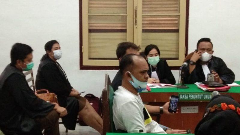 Sempat Bikin Heboh, Data Kedua Terdakwa Perkara Sabu Berbeda di SIPP PN Medan