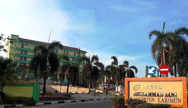 Kecewa Helm Hilang, Pengunjung RSUD Mohammad Sani Karimun Harapkan adanya Petugas Parkir
