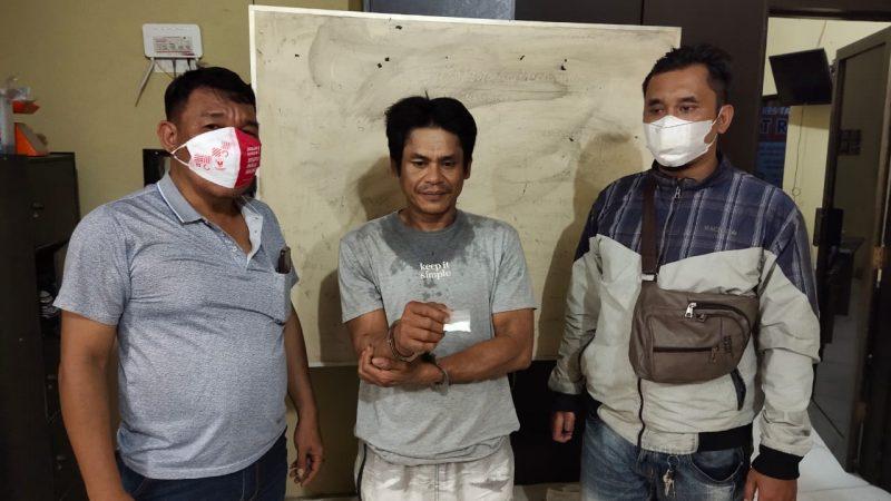 RH Keburu Transaksi Narkoba Akhirnya, Diamankan Sat Res Narkoba Polres Tanjungbalai