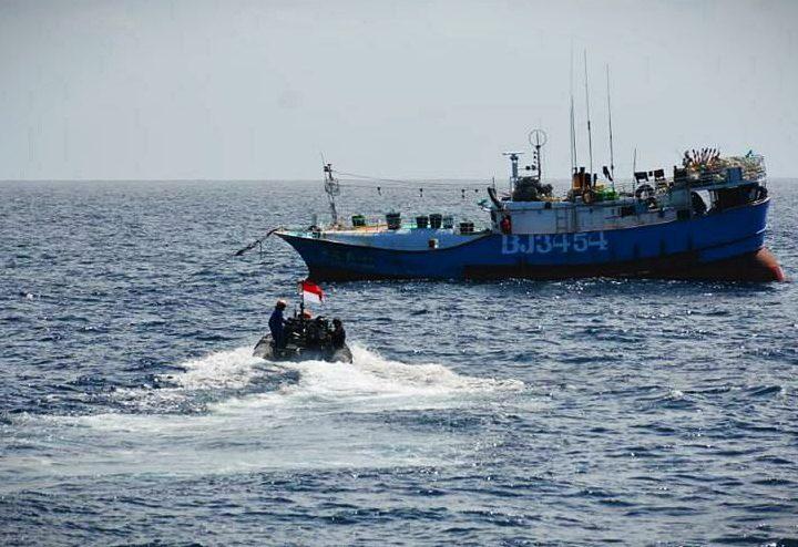 Curi Ikan di Indonesia, TNI-AL Tangkap Kapal Ikan Asing Berbendera Taiwan