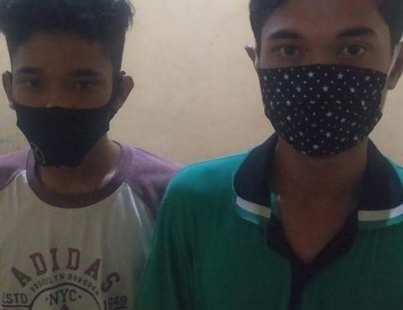 Simpan Narkoba Di Casing Hp, Pria Ini Gol Ditangkap Polres Simalungun