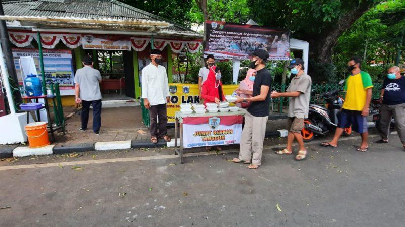 Program Kampung Tangguh di Intensifkan Untuk Memberlakukan 3T