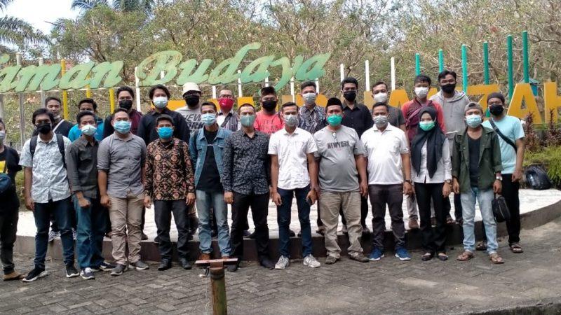 Deklarasi Asosiasi Peduli Langkat (Aspal) di Taman Budaya T Amir Hamzah Berlangsung Sukses