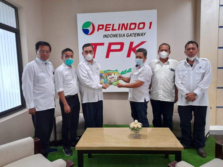 Sinergi GPEI Sumut dan PT.Pelindo I Dongkrak Ekspor di Sumut, Dukung Sekolah Ekspor