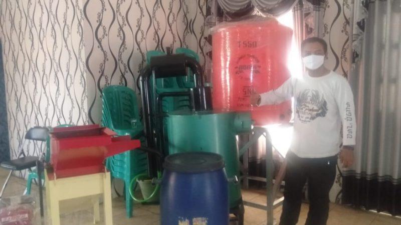 Masyarakat Desa Cibening Siap Sukseskan Lounching Program Sampah Daur Ulang Pupuk Organik
