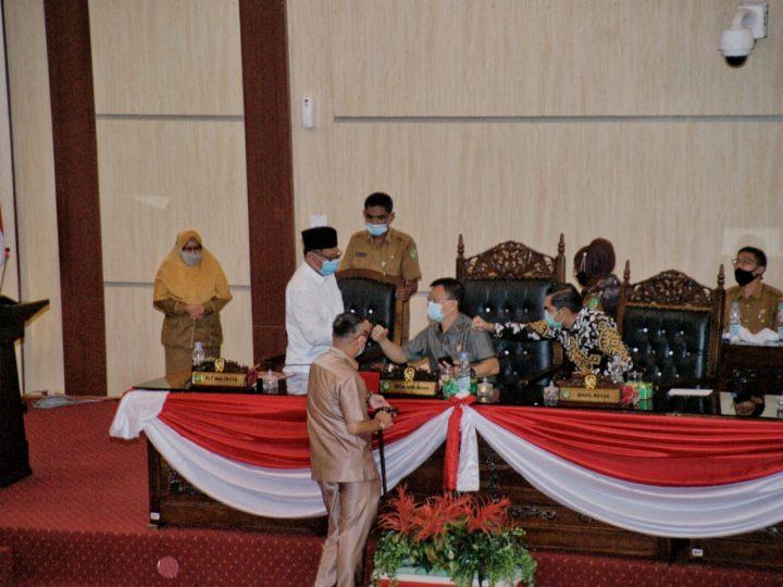 DPRD Medan Usulkan Akhyar Wali Kota Sisa Masa Jabatan 2016-2021