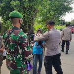 Operasi Yustisi, dalam Rangka Penetapan Prokes di Wilayah Hukum Polres Kukar