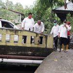 Plt Walikota Tanjungbalai Turun ke Lapangan Lokasi Rawan Banjir