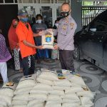 Bantuan Sosial dalam Rangka Penerapan PPKM Level-IV Terhadap Masyarakat Terdampak Covid-19