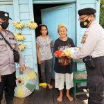 Bantuan Sosial dalam Rangka Penerapan PPKM Level - IV Terhadap Masyarakat Terdampak Covid-19
