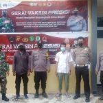 Gerai Vaksin TNI-Polri