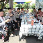 Jalankan Program Kapolda, Kapolresta Tangerang Laksanakan 'Yuk Ngopi Wae'