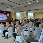 Polresta Tangerang Gelar Anev Pengukuran Kinerja dan Anggaran